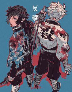 Me Anime, Fanarts Anime, Anime Demon, Anime Manga, Anime Guys, Anime Characters, Anime Art, Demon Slayer, Slayer Anime
