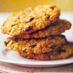 Gluten Free Oatmeal Raisin Cookies-Gwyneth Paltrows recipe using Canadian made GF Cloud 9 flour.