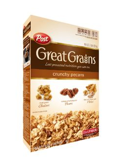 Is it really healthy? Great Grains Cereal by Post Protein Blend, Protein Pack, Cereal Recipes, Dog Food Recipes, Best Breakfast, Breakfast Recipes, Great Grains, Good Sources Of Protein, I Love Food