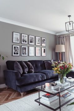 Living Room Themes, Cozy Living Rooms, Home Living Room, Living Room Designs, Kings Avenue, English Homes, Decorating Ideas, Decor Ideas, Flat Ideas
