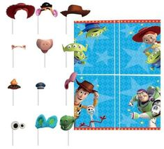 This Toy Story 4 Scene Setter with Photo Booth Props features various characters from the movie. Watch the kids at the Toy Story party strike a pose with the scene setter and photo booth props! Graduation Party Supplies, Birthday Supplies, Kids Party Supplies, Toy Story Birthday, Toy Story Party, 4th Birthday, Halloween Costume Shop, Halloween Costumes For Kids, Scene Setters