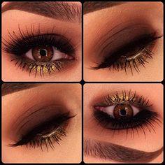 Pop of gold sugarpill goldilux loose eyeshadow amp meltcosmetics