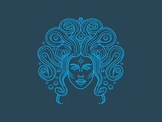 Octopus Woman by Brian SteelyTwitter    Source