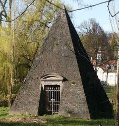 Illuminati Monuments Wilhelmsbad Pyramid Top Ten Illuminati Monuments and Landmarks