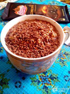 "Овсянка ""Ночная"" Cereal, Sugar, Breakfast, Recipes, Food, Breakfast Cafe, Rezepte, Essen, Recipe"