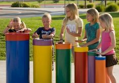 Interactive Art Designed for All Outdoor Environments    Freenotes instruments have found homes in community gardens, private yards, urban centers, schools, hospitals, playgrounds, museums, river trails and more.