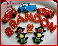 Delicias Tati:  Cars theme birthday