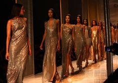 New Delhi: Designers Rohit Gandhi and Rahul Khanna show at the Wills Lifestyle India Fashion Week - Spring Summer 2014