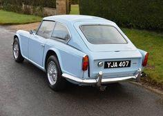 1963 Triumph TR4 Dove Maintenance/restoration of old/vintage vehicles: the…