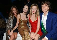 Jade Jagger, L'Wren Scott, Georgia May Jagger and Mick Jagger attend the annual Serpentine Gallery Summer Party co-hosted by L'Wren Scott at The Serpentine Gallery on June 2013 in London, England. Get premium, high resolution news photos at Getty Images Jade Jagger, Bianca Jagger, L'wren Scott, Georgia May Jagger, Melanie Hamrick, Jerry Hall, Mick Jagger Girlfriend, Hip Hop, Los Rolling Stones