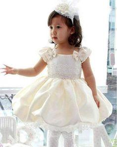 Vestido Infantil Natal, Ano Novo, Festas, Casamento,