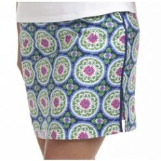 Find stylish golf skorts and skirts from today's best brands including Golftini, Iconic Sport, Haute Shot Golf, GolfHer and more. The Sporting Life, Golf Skirts, Golf Outfit, Ladies Golf, Best Brand, Skort, Tees, Lady, Girls
