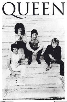 A great poster of Queen - Freddie Mercury, Brian May, John Deacon, and Roger Taylor - in Brazil in Published Fully licensed. Check out the rest of our excellent selection of Queen posters! Need Poster Mounts. Queen Freddie Mercury, God Save The Queen, I Am A Queen, Queen Band, John Deacon, Rock Bands, Band Band, Bryan May, Historia Do Rock