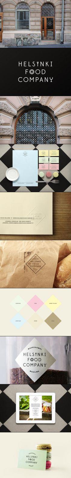Helsinki Food Company /Werklig