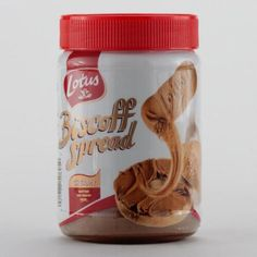 One of my favorite discoveries at WorldMarket.com: Biscoff Spread, Set of 8