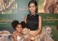 "Monkey Kingdom"" Premiere Brought Out The Celeb Kids"