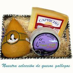 Nuestra selección de #quesos #gallegos