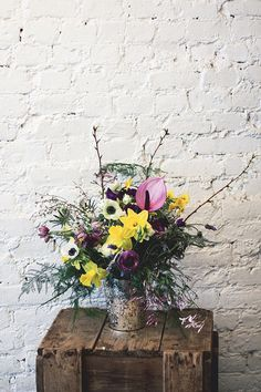 10 Spring Bouquet Tips with Flower Girl NYC | Free People Blog #freepeople