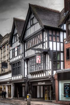 WHS, Foregate Street, Chester