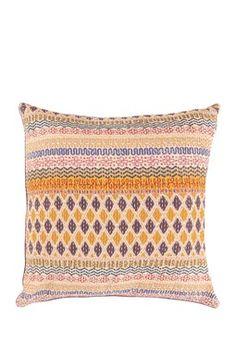 Throw Pillow - Coastal Fjord