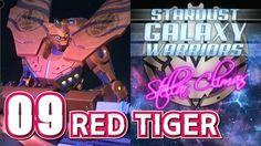 [19] Stardust Galaxy Warriors: Stellar Climax RED TIGER 09  スターダスト ギャラクシ...