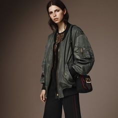 See the Burberry Pre-Fall 2016 Collection
