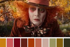 21 Famous Movie Scenes Brilliantly Turned Into Colour Palettes Famous Movie Scenes, Famous Movies, Iconic Movies, Pantone, Movie Color Palette, Cinema Colours, Color In Film, The Truman Show, Corpse Bride