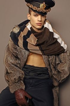 fur fashion directory is a online fur fashion magazine with links and resources related to furs and fashion. furfashionguide is the largest fur fashion directory online, with links to fur fashion shop stores, fur coat market and fur jacket sale. Dandy, Fur Fashion, Mens Fashion, High Fashion, Russian Boys, The Fashionisto, Mens Fur, Grown Man, Fashion Project