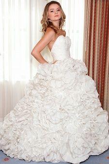 Karen Hendrix Couture FW12 Dress 3