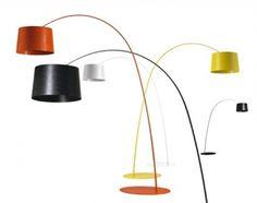 Www.bo-tikken.dk Gulvlampe Twiggy  BESKRIVELSE Krakteristisk lampeserie fra Foscarini  FAKTA LINKS  fra 9.050,- Kr