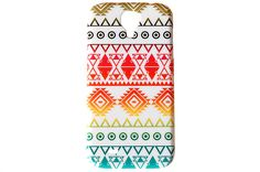 Cute Tribal Aztec Indian Samsung Galaxy S4 Case S5 Hard Plastic Back Cover New Primitive Trendy Fashion Design Bright Fun Vivid Pattern c20