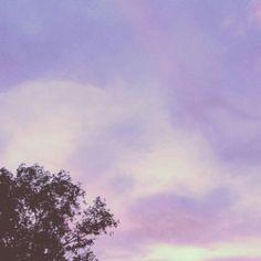 pink sky | Tumblr