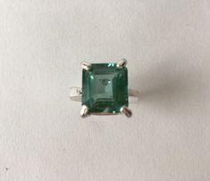 Natural Emerald Rings, Ring Designs, Gems, Jewelry, Jewlery, Jewels, Rhinestones, Gemstones, Jewerly