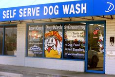 self serve dog wash - Google Search