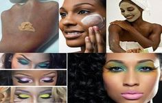 8 Cosmetics tips for girls with dark skin