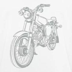 Simson Motor, Mopeds, Vespa, Dads, Sketches, Bike, Silhouette, Vintage, Retro