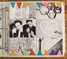 Project Life. I have been wanting to scrapbook for a long time, but have been slightly daunted by the complexity of it. This makes it seem so easy, yet creative at the same time!