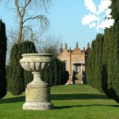 Melford Hall Suffolk