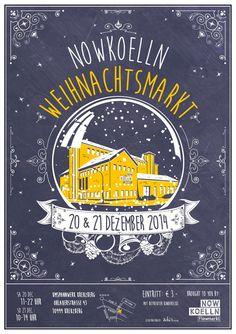 Bildergebnis für weihnachtsmarkt plakat