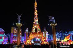 Nouvel An chinois : dans les alles du Festival des lanternes de Zigong