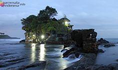 Pura Tanah Lot - Inilah Daftar Tempat Wisata Di Bali Yang Sangat Populer