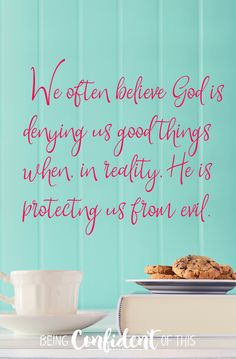 It's human nature to buck boundaries, test the limits,  but what if God's boundaries are really for our own benefit?  A look at why God's no is good for  us. Saying no to sin, God's boundaries for our benefit, christian women, christian living, weight loss journey, weight loss struggles, obeying God, the benefits of obeying God, devotional thought