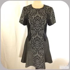 Hp! Tweed Nwt W118 Walter Baker Brooke Dress