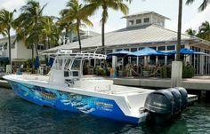 Contender Boats, Florida Keys