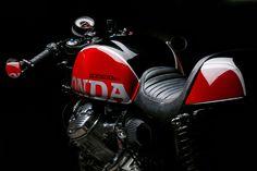Honda CX500 RR ~ Return of the Cafe Racers