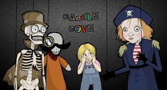 Candle cove WATCH_CANDLE_COVE_by_Nevvyland