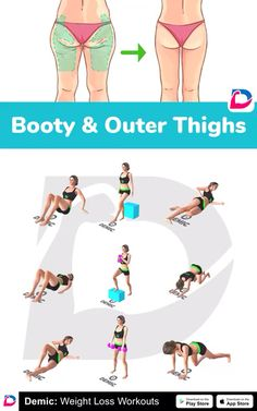 Your source of health and fitness tips, workout routines and a healthy lifestyle advice. Fitness Workouts, Gym Workout Tips, Fitness Workout For Women, Body Fitness, Butt Workout, Easy Workouts, Workout Videos, At Home Workouts, Workout Routines
