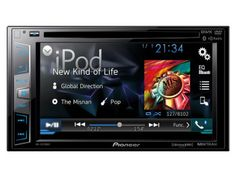 The Pioneer avh-x3700bhs is the top rated double din touch screen car stereo for the price. You simply cannot beat its price  for all of the features it packs.