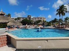 Unwind with a day by the pool in Curacao!