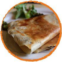 Recette crepes jambon fromage Mon Panier Sans Gluten